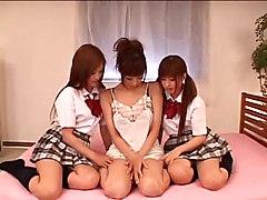 Asian Group Sex Lesbians