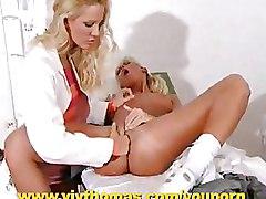 Hospital Lesbian