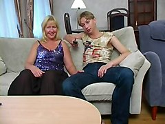 MILFs Old + Young Russian