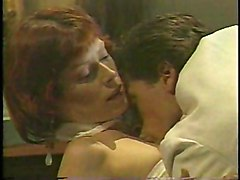 Redhead Vintage Blowjob Caucasian Couple Cum Shot Licking Vagina Oral Sex Redhead Small Tits Vaginal Sex Vintage 