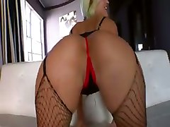 big ass blonde swallow cum cumshot facial mouth throat butt