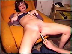 Amateur Amateur Black-haired Caucasian Couple Licking Vagina Masturbation Oral Sex Toys Vaginal Masturbation