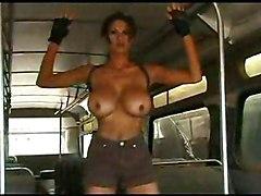 Big Tits Big Tits Brunette Caucasian Glamour Skinny Solo Girl Striptease