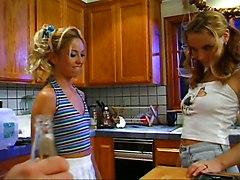 Babysitters Blondes Threesomes