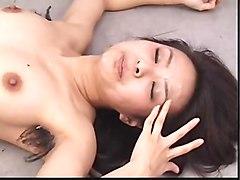Asian Hairy Japanese