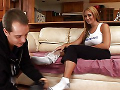 Big Tits Blowjob Cumshot Blonde Big Tits Blonde Blowjob Caucasian Couple Cum Shot Fetish Oral Sex Piercings Pornstar Shaved Tattoos Trina Michaels