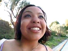 stockings cumshot hardcore latina outdoor blowjob fingering highheels bigass pussyfucking bbw