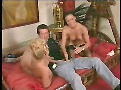 Group Blonde Lingerie Black-haired Blonde Blowjob Caucasian Cum Shot Deepthroat Licking Vagina Lingerie Oral Sex Pornstar Position 69 Threesome Vaginal Sex