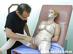 BDSM Bondage Waxing