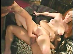 Anal Group Creampie Double Penetration Redhead Anal Sex Blowjob Caucasian Cream Pie Deepthroat Double Penetration Licking Vagina Oral Sex Pornstar Redhead Shaved Threesome Vaginal Sex Audrey Hollander