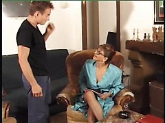 French Anal Mature