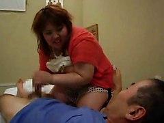 Asian BBW Massage