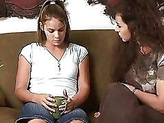 Big Tits Brunettes Lesbian