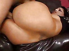 Brunettes Fat big ass fishnet shaved pussy