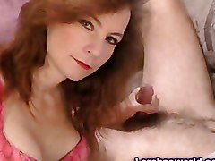 Blowjobs Milf amateur redheads
