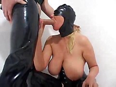 Blowjobs Latex Tits