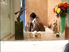Babes Black and Ebony Showers