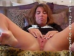 mature redhead masturbation solo sextoys