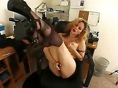 Amateur Masturbation Stockings