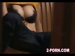 busty young wife seduce