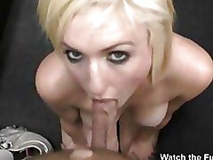 Blondes Blowjobs Pornstars