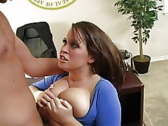 Big Tits Office Secretaries