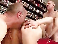 Group Sex Old Farts Threesome