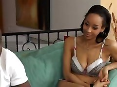 Black and Ebony Squirting