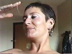 cum facial blowjob big dick handjob