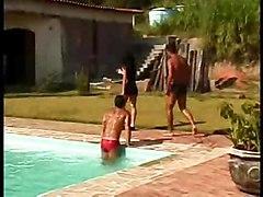 anal latina hot latin tan threesome dp groupsex stairs horny brazil brazillian 3some vivian mello xxxmaniaxe