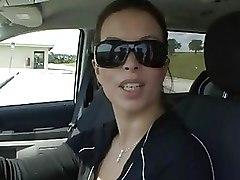 Babes Car Hardcore