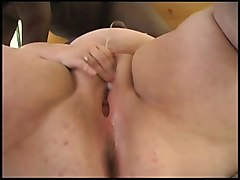BBW Interracial Squirting