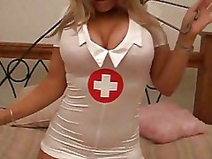 Big Tits Nurses blonde boo boobs