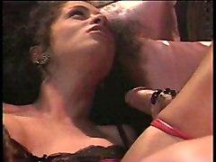 Group Vintage Black-haired Blowjob Caucasian Cum Shot Hairy Licking Vagina Oral Sex Pornstar Threesome Vaginal Sex Vintage Peter North Raven Richards