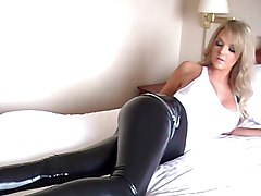 Foot Fetish Latex Softcore