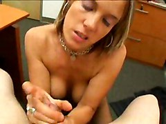 Cumshot MILF POV Caucasian Couple Cum Shot Handjob MILF Masturbation Office POV Secretary Shaved Titfuck Toys Vaginal Masturbation