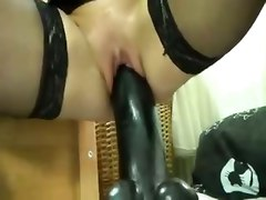 huge dildo fetish extreme big boobs