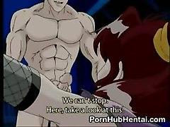 Anime Slut In Hot Threesome