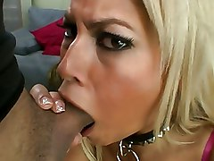 Deep Throat Interracial POV blowjob deepthroat latina