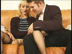 Gangbang Matures Stockings