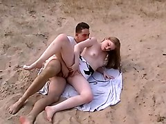 Amateur Beach Public Nudity