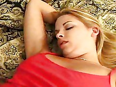 Blondes Girlfriends shaved pussy