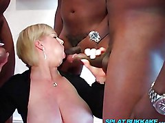 Big Tits Anal Group Facials MILF Gangbang Interracial Blonde Anal Sex Big Cock Big Tits Blonde Blowjob Bukkake Caucasian Cum Shot Facial Gangbang Interracial MILF Oral Sex Party Vaginal Sex