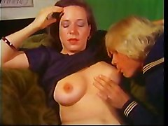 Brunettes Cream Pie Vintage