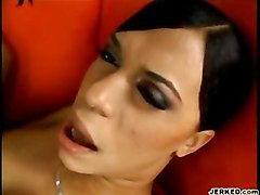 creampie oiled blowjob doggystyle sofa ontop highheels teasing bigblackcock pussyfucking