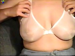 Big Boobs Lingerie Matures