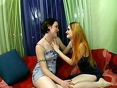 Hairy Lesbians