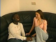 Amateur German Interracial