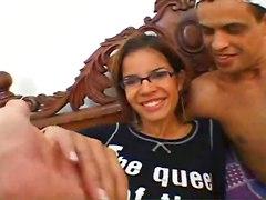 anal sex hot ass brazilian butt teacher glasses brazil brasil gostosa bookworm brasileira nerd hotbrazillians professorinha