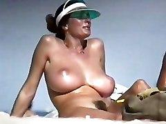 Beach Big Tits Milf